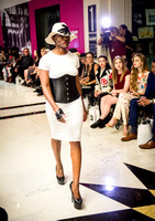 Visions by Teonah Knighton - Harlem Fashion Week - Museum of the City of New York - NYC - 2016