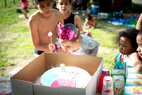 Naylas 3rd BDay Party - Rockland Lake Park - Nyack NY - 2014