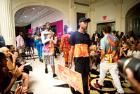 Next Level World - Harlem Fashion Week - Museum of the City of New York - NYC - 2016