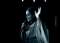 Seinabo Sey - The Marlin Room at Webster Hall - NYC - 2015