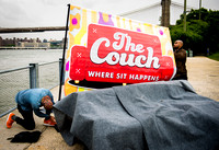 The Couch - Brooklyn Bridge Park Pier 1 - BK USA - 2015