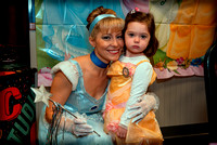 Christina's Princess Party - Chuck E. Cheese - Paramus NJ - 2012