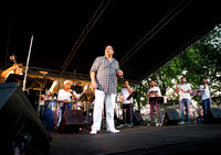 Tito Nieves - East River Bandshell - NYC - 2015
