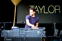 Taylor McFerrin - Rumsy Playfield - NYC - 2015