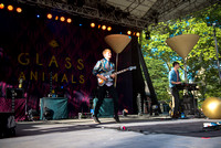 Glass Animals - Rumsy Playfield - NYC - 2015