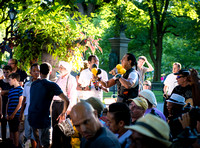 Chaka Chocolate Drum Circle - Central Park - NYC -2015