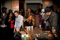 Syleena Johnson - Chapter 6 Couples Therapy Exclusive Listening Session - Pulse Music Studio - NYC - 2014