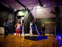 Aerial Silks - Lifestyle Shoot - Body n Pole - NYC - 2015