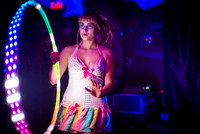 Sabrena Sunshine - Glow Burlesque - Hells Kitchen Lounge - Newark NJ - 2015