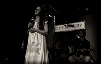 Eszter Biro - City Winery - NYC - 2013