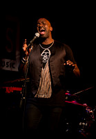 Gordon Chambers - Soul Factory - Drom - NYC - May 2013