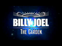 Billy Joel - Madison Square Garden - NYC - 2015