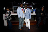 Richard Johnson 45th BDay Celebration - Riverbank Grill - NYC - 2014