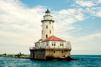 Chicago Harbor Lighthouse - Adventure Day - Chicago Illinois - 2016