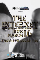 The Internet w/ Phony Ppl - SOBs - NYC - 2014