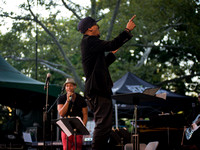 Igmar Thomas & The Revive Band f/ Taharqa Patterson - Rumsey Playfield - Central Park NYC - 2016