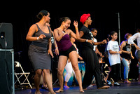 Dance Workshop w/ Sekou McMiller - Made in the Bronx presented by BAAD - St Marys Park - BX NYC - 2017