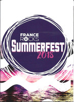 France Rocks Summerfest - David Rubenstein Atrium - Lincoln Center - NYC - 2018