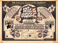 Wild Style 35th Anniversary Reunion - East River Park Amphitheater - NYC - 2018