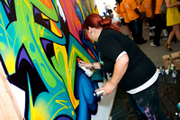 Graffiti Comp Contestants