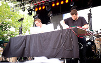 Odesza - Rumsy Playfield - NYC - 2014