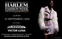 Harlem Fashion Week - Museum of the City of New York - NYC - 2016
