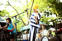 Cibo Matto - Rumsy Playfield - NYC - 2014