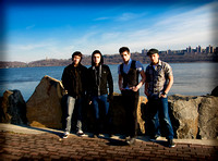 Morningside Lane - Album shoot, Ross Boat Basin, Fort Lee NJ 2010