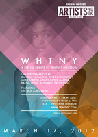 Artist You Ought to Know - Whitney Houston Tribute - Mist - Harlem USA - 2013