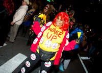 Village Halloween Parade - West Village - NYC - 2016
