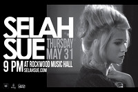 Selah Sue - Rockwood Music Hall - NYC - 2012