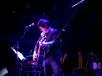 Richard Bacchus - Velvet Elk Records Holiday Show - Bowery Ballroom - NYC - 2016