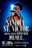 Water Seed - SOBs - NYC - 2014