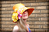 Lisa Battaglia Kentucky Derby 2012 Hat Collection at Coda Kitche