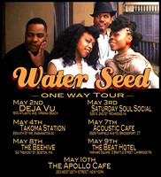 Water Seed - Apollo Music Cafe - NYC - 2014