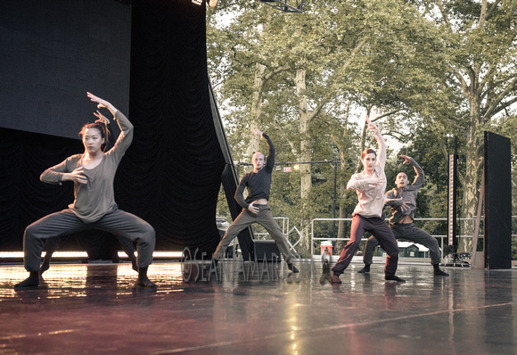 YY Dance Company - Rumsey Playfield - NYC - 2017