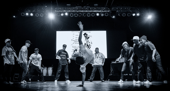Rock Steady Crew 36 year Anniversary - Rumsey Playfield, Central