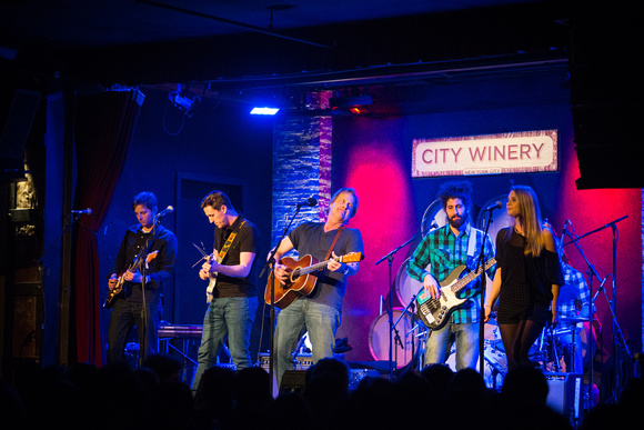 Jeff Daniels  - City Winery - NYC - 2015
