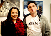 The Colors of Winter - Opening Reception - Ward Nasse Gallery - SoHo NYC - 2015
