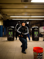 Float Masters - Union Square Subway Station - NYC - 2017