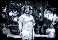 WBLS 6th Annual R&B Fest - Erica Campbell - Rumesey Playfield Central Park - NYC - 2014