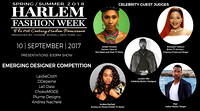 Harlem Fashion Week - Spring Summer 2018 - Museum of the City of NY - NYC - 2017