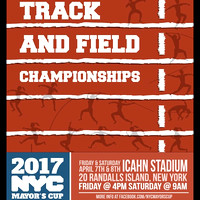 Mayors Cup - Track and Field - Icahn Stadium - NYC - 2017