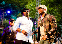 Black Thoughts Live Mixtape w/ Royce Da 5'9 - Roots Picnic - Bryant Park - NYC - 2016