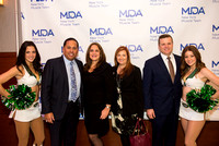 MDA 20th Anniversary Muscle Team Gala - Pier 60 Chelsea Piers - NYC - 2017