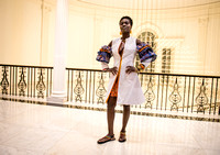Yvonne Jewnell NY - Harlem Fashion Week - Spring Summer 2018 - Museum of the City of NY - NYC - 2017