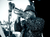 Igmar Thomas & The Revive Band f/ Nicholas Payton - Rumsey Playfield - Central Park NYC - 2016