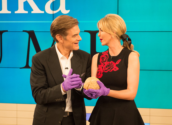2017-09-18 Dr Oz - Taping VTR #9-022 - NYC
