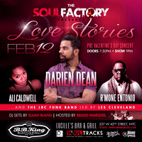 Soul Factory - BB Kings - NYC - Feb 2016