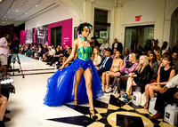 Yvonne Jewnell - Harlem Fashion Week - Museum of the City of New York - NYC - 2016